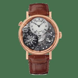 Breguet-Tradition-GMT-7067BRG19W6 Lionel Meylan Horlogerie Joaillerie Vevey