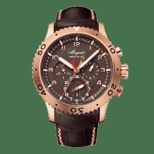 Breguet-Type-XXII-3880BRZ29XV Lionel Meylan Horlogerie Joaillerie Vevey