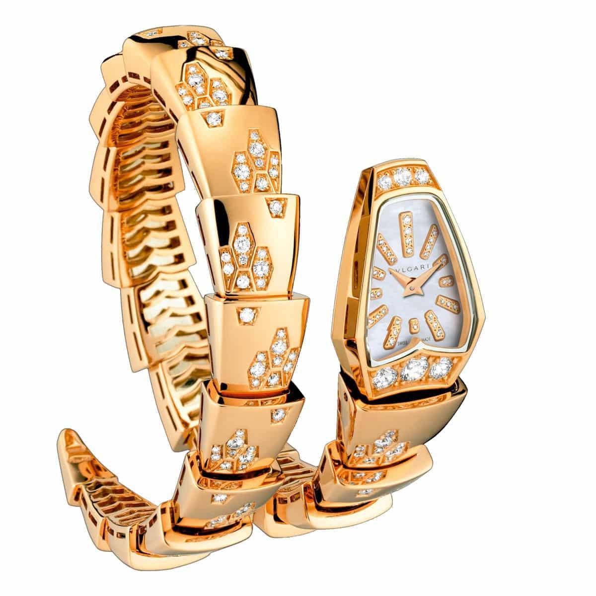 98e3a163cd1 Bulgari Serpenti Jewelery - Lionel Meylan Vevey
