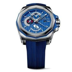 Corum-Admirals-Cup-AC-ONE-45-Tides-A277_02401 Lionel Meylan Horlogerie Joaillerie Vevey