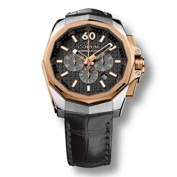 Corum-Admirals-Cup-AC-One-45-Chronograph-A132_01672 Lionel Meylan Horlogerie Joaillerie Vevey