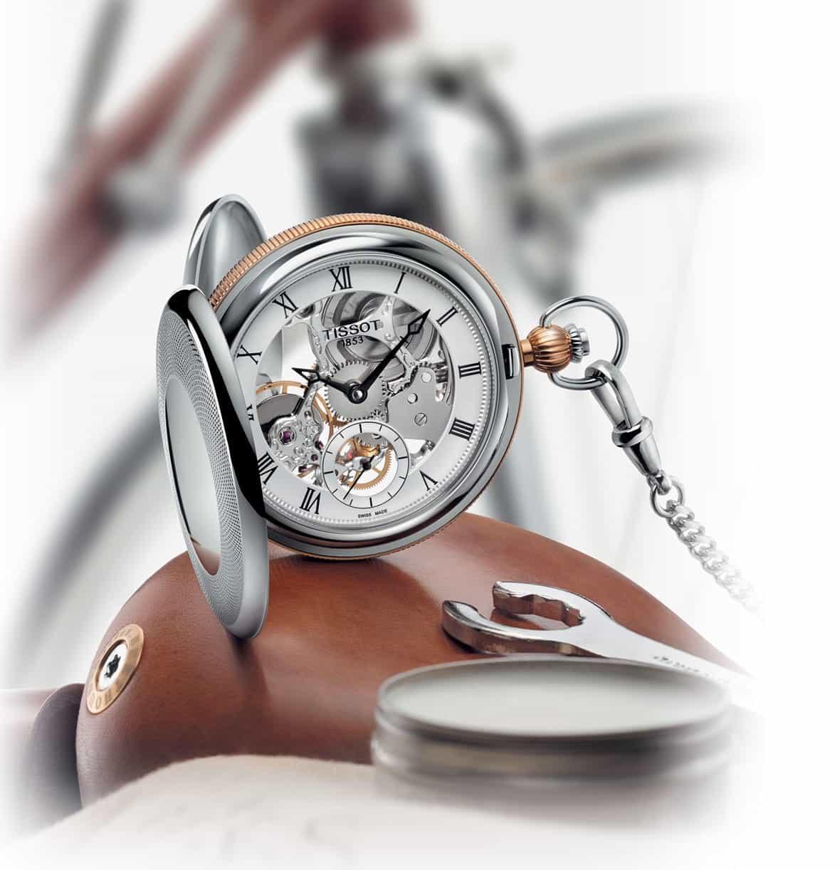Highlight-Tissot-Bridgeport-Mechanical-Skeleton Lionel Meylan Horlogerie Joaillerie Vevey