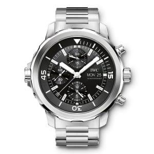 IWC-Aquatimer-Chronograph-IW376804 Lionel Meylan Horlogerie Joaillerie Vevey