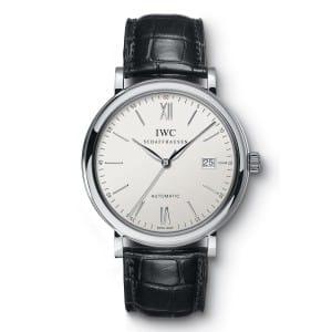 IWC-Portofino-Automatique-IW356501 Lionel Meylan Horlogerie Joaillerie Vevey
