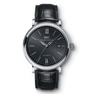 IWC-Portofino-Automatique-IW356502 Lionel Meylan Horlogerie Joaillerie Vevey
