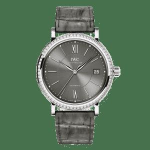 IWC-Portofino-Midsize-Automatic-IW458104 Lionel Meylan Horlogerie Joaillerie Vevey
