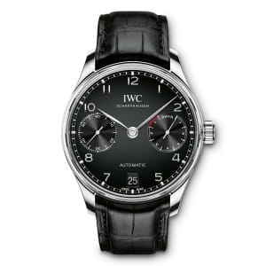 IWC-Portugieser-Automatic-IW500703 Lionel Meylan Horlogerie Joaillerie Vevey