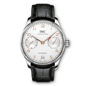 IWC-Portugieser-Automatic-IW500704 Lionel Meylan Horlogerie Joaillerie Vevey