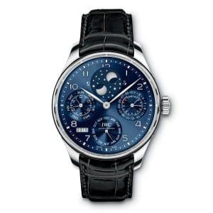 IWC-Portugieser-Calendrier-Perpetuel-IW503401 Lionel Meylan Horlogerie Joaillerie Vevey