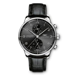 IWC-Portugieser-Chronographe-IW371447 Lionel Meylan Horlogerie Joaillerie Vevey