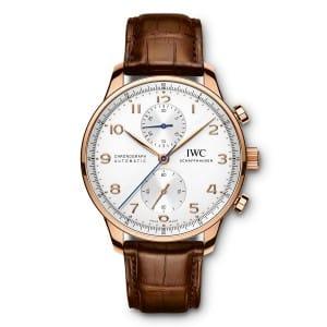 IWC-Portugieser-Chronographe-IW371480 Lionel Meylan Horlogerie Joaillerie Vevey