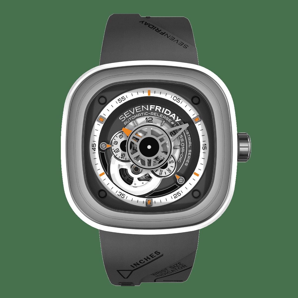 Seven-Friday-P3-3 Lionel Meylan Horlogerie Joaillerie Vevey