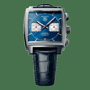 TAG Heuer Monaco Chronographe Automatique Calibre 12 39mm Lionel Meylan Horlogerie Joaillerie Vevey