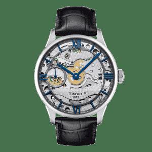 Tissot-Chemin-des-Tourelles-Squelette-T099_405_16_418_00 Lionel Meylan Horlogerie Joaillerie Vevey