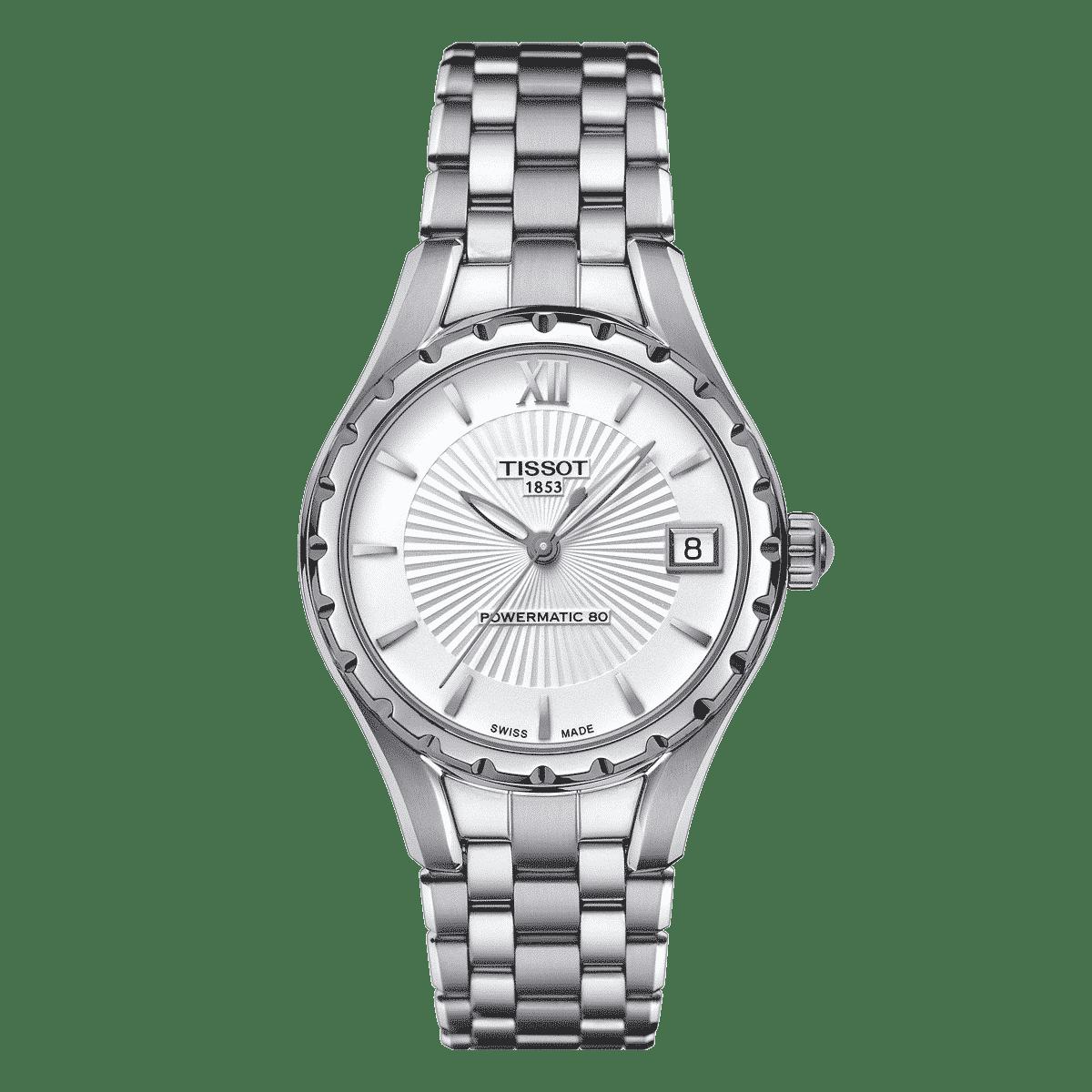 Tissot-Lady-80-Automatique-T072_T072_207_11_038_00_MT Lionel Meylan Horlogerie Joaillerie Vevey