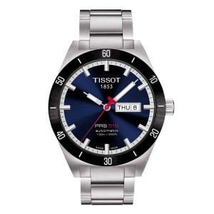 Tissot-PR516-Automatic-Gent-T044.430.21.041.00 Lionel Meylan Horlogerie Joaillerie Vevey