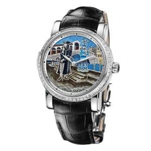 Ulysse-Nardin-Carnival-of-Venice-716-63-BAG-VEN Lionel Meylan Horlogerie Joaillerie Vevey