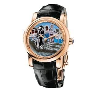 Ulysse-Nardin-Carnival-of-Venice-716-63-VEN Lionel Meylan Horlogerie Joaillerie Vevey
