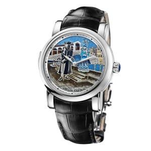 Ulysse-Nardin-Carnival-of-Venice-719-63-BAG Lionel Meylan Horlogerie Joaillerie Vevey