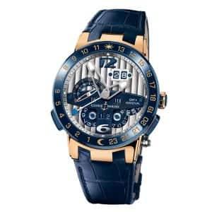 Ulysse-Nardin-El-Toro-326-00 Lionel Meylan Horlogerie Joaillerie Vevey