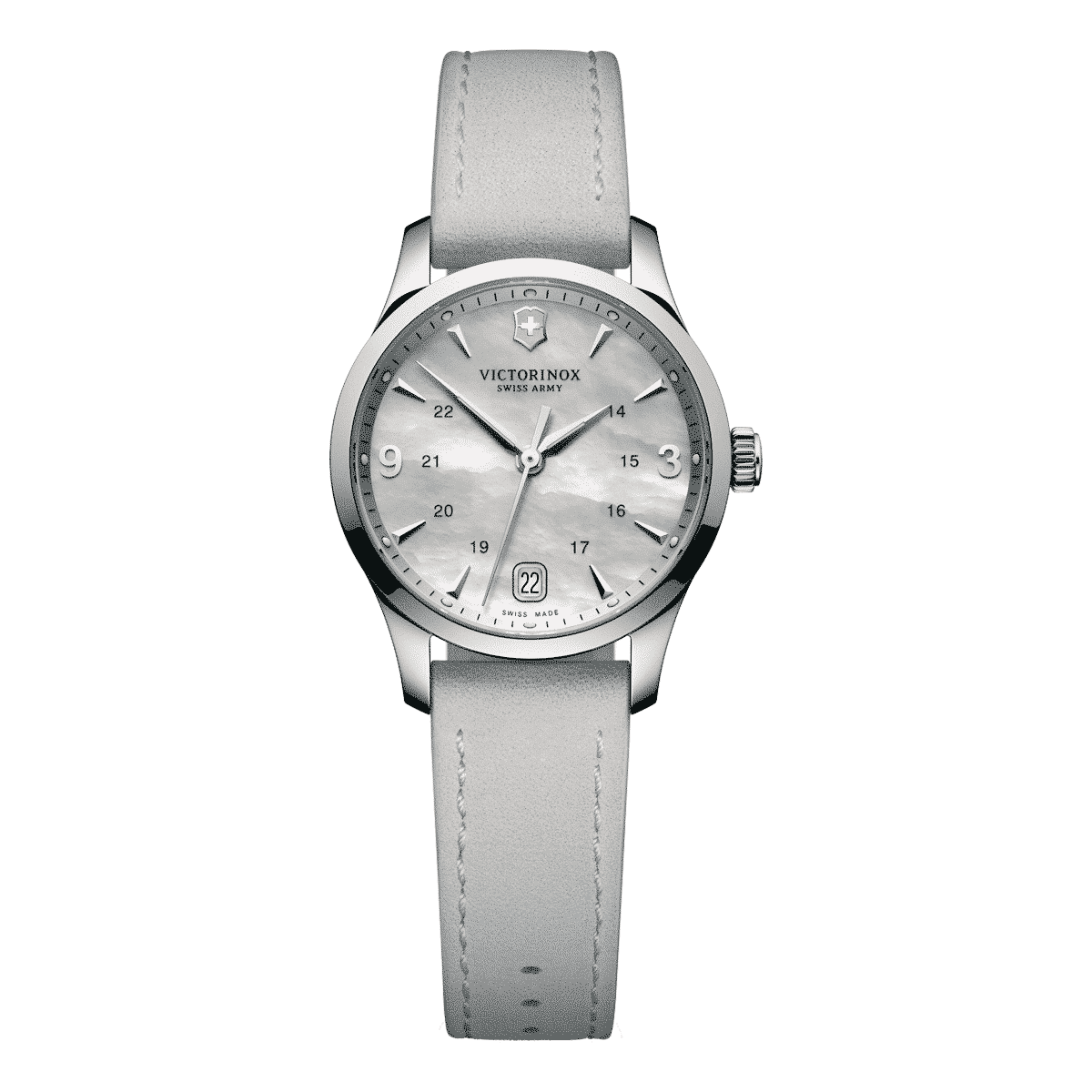 Victorinox-Alliance-Small-241662 Lionel Meylan Horlogerie Joaillerie Vevey