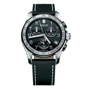 Victorinox-Chrono-Classic-241404 Lionel Meylan Horlogerie Joaillerie Vevey