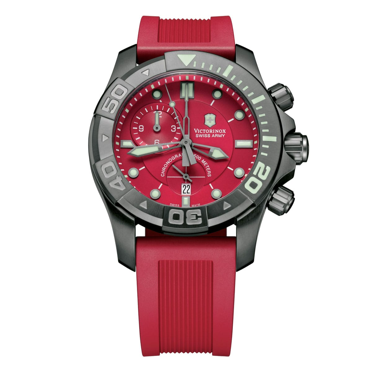 Victorinox-Dive-Master-Automatique-241422 Lionel Meylan Horlogerie Joaillerie Vevey