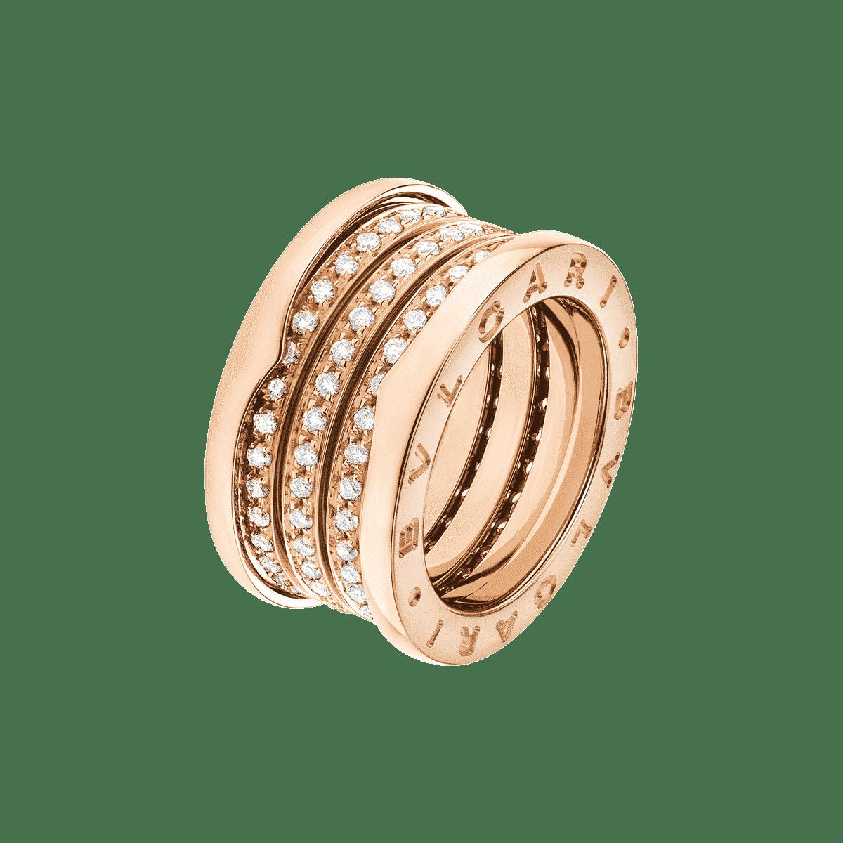 90ab9241426 Bulgari B.Zero1 Ring - Lionel Meylan Vevey