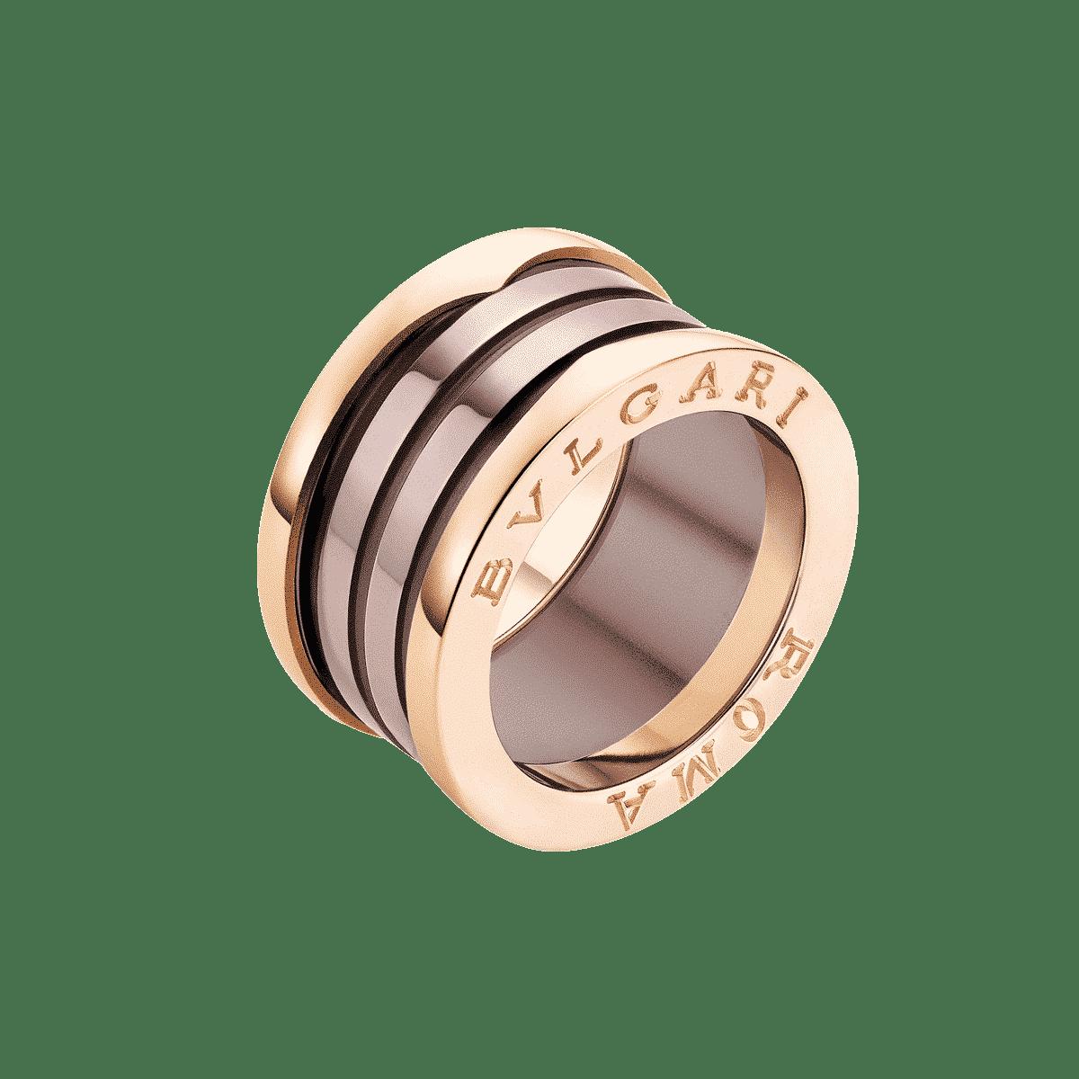 Bulgari B.Zero1 Roma Ring - Lionel Meylan Vevey f062a04c4271