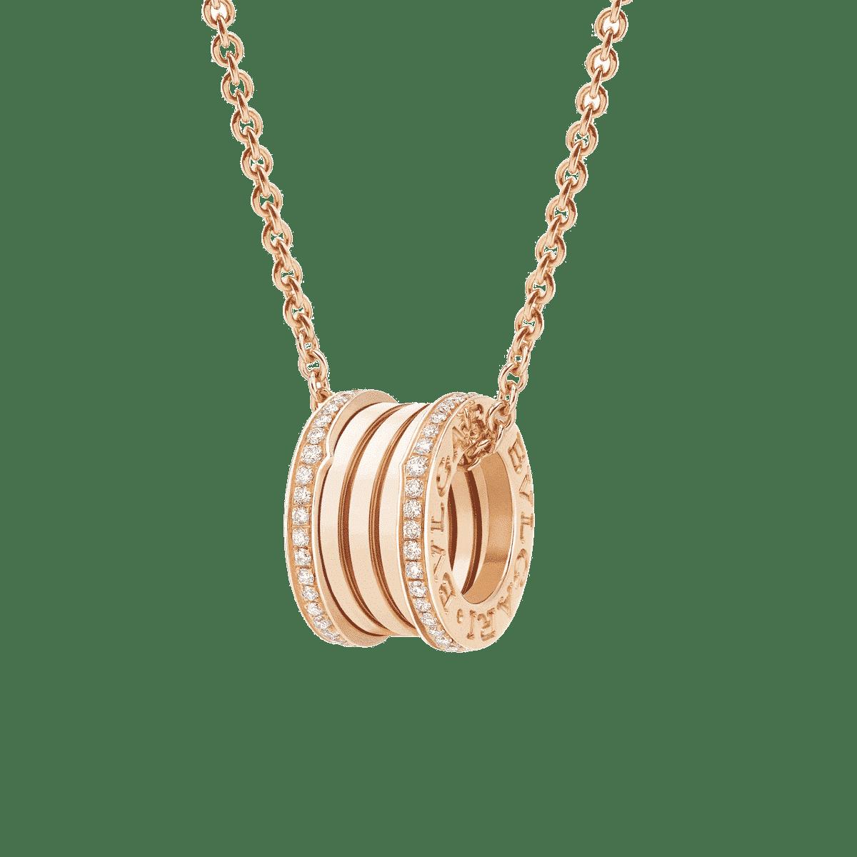 collier femme bulgari