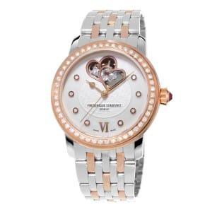 Frederique-Constant-Ladies-Automatic-World-Heart-Federation-FC-310WHF2PD2B3 Lionel Meylan Horlogerie Joaillerie Vevey