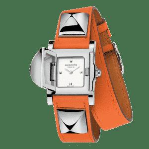 Hermes-Medor-ME3.210.282_WOR1 Lionel Meylan Horlogerie Joaillerie Vevey