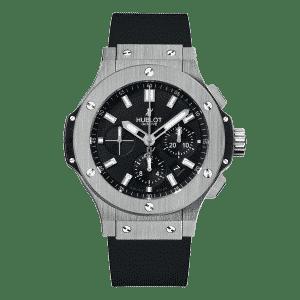 Hublot-Big-Bang-44-mm-steel-301.SX_.1170.RX Lionel Meylan Horlogerie Joaillerie Vevey