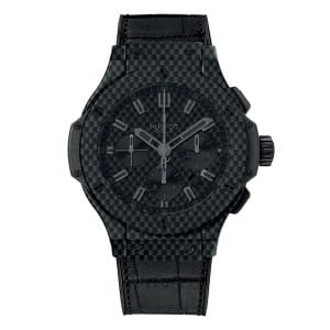 Hublot-Big-Bang-All-Black-Carbon-301.QX_.1710.GR Lionel Meylan Horlogerie Joaillerie Vevey