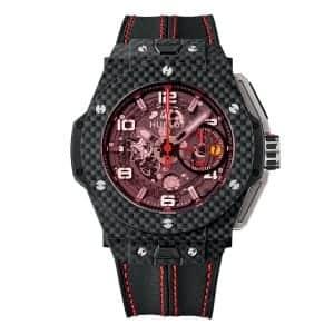 Hublot-Big-Bang-Ferrari-401.QX_.0123.VR Lionel Meylan Horlogerie Joaillerie Vevey