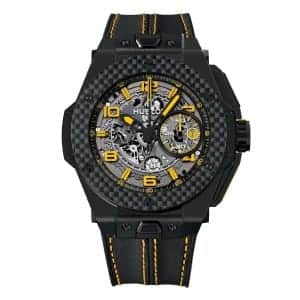 Hublot-Big-Bang-Ferrari-Ceramic-Carbon-401.CQ_.0129.VR Lionel Meylan Horlogerie Joaillerie Vevey