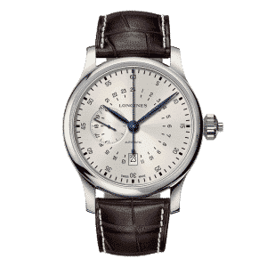 Longines-The-Longines-Twenty-Four-Hours-Single-Push-Piece-Chronograph-L2.797.4.73.0 Lionel Meylan Horlogerie Joaillerie Vevey