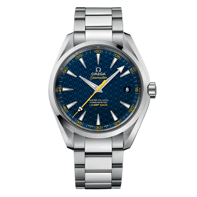 Omega Seamaster Aqua Terra 150M James Bond 231.10.42.21.03.004