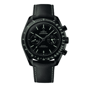 Omega-Speedmaster-Dark-Side-of-the-Moon-Pitch-Black-Co-Axial-311.92.44.51.01.004 Lionel Meylan Horlogerie Joaillerie Vevey