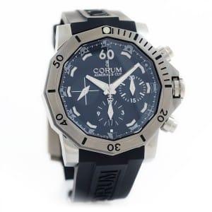 3bb7eb3bcb3b3 Corum Admiral s Cup Seafender 46 Diver Chronograph