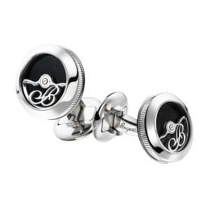 Breguet-boutons-de-manchettes-9907.BB_.OX Lionel Meylan Horlogerie Joaillerie Vevey