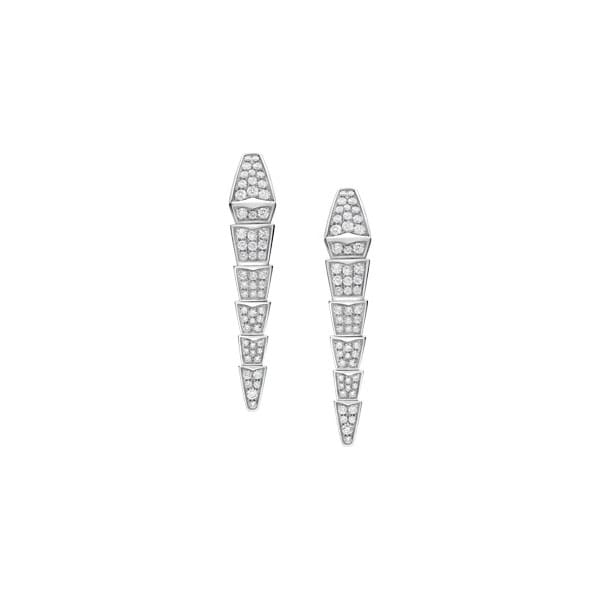 142825cc43c Bulgari Serpenti Earrings - Lionel Meylan Vevey
