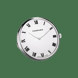 Chopard Pendulette_classique_95020-0091 Lionel Meylan Horlogerie Joaillerie Vevey