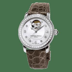 Frederique-Constant-Ladies-Automatic-FC-310HBAD2PD6 Lionel Meylan Horlogerie Joaillerie Vevey