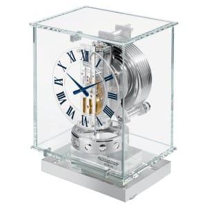 Jaeger-LeCoultre Atmos Classique Transparente Q5135201 Lionel Meylan Horlogerie Joaillerie Vevey