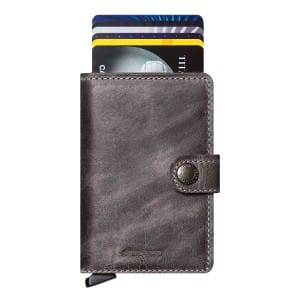 Secrid-MV-Grey_vintage Miniwallet Amazon brown Lionel Meylan Horlogerie Joaillerie Vevey