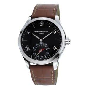 Frederique-Constant-Horological-Smartwatch-Suisse-FC-285B5B6 Lionel Meylan Horlogerie Joaillerie Vevey