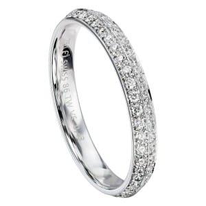 Furrer-Jacot-Bague-Diamant-Lucienne-62-53090-0-0-Doppelreihe Lionel Meylan Horlogerie Joaillerie Vevey