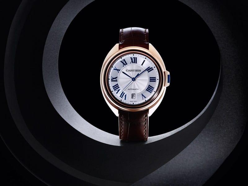 Horlogerie-selection-montres-Cartier Lionel Meylan Horlogerie Joaillerie Vevey