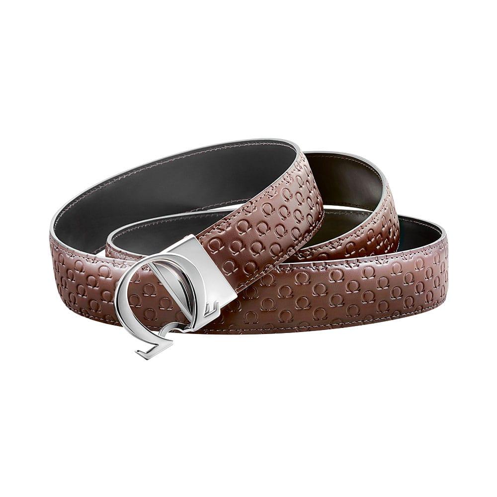 Omega-Belt-Symbol-Buckle-7020640001 Lionel Meylan Horlogerie Joaillerie Vevey
